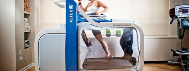What is the Alter G Treadmill and How does it Help with Running?